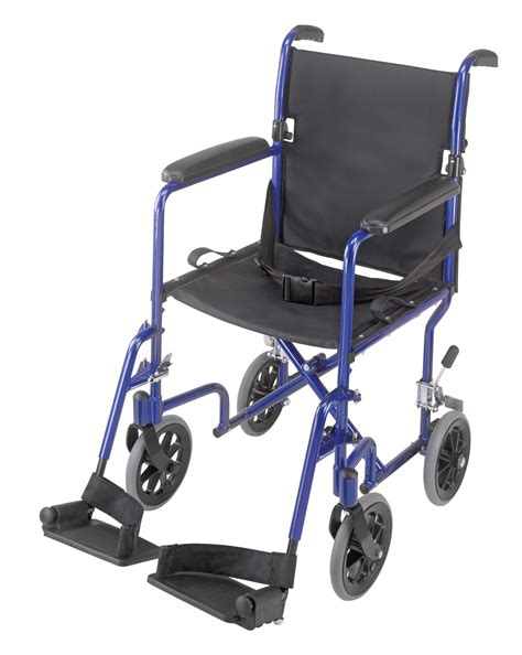 Walgreens Ultra Lightweight Transport Chair by Image Gallery Transport Chairs
