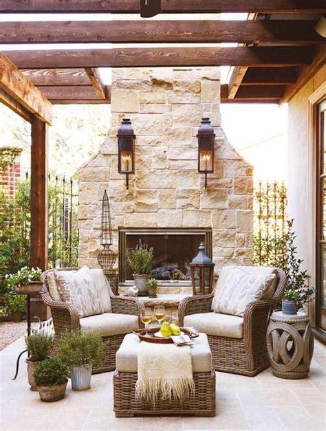 backyard fireplace designs creative outdoor fireplace designs and ideas