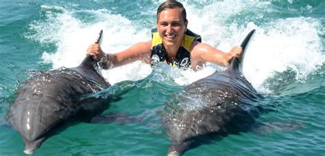 plata puerto ocean oceanworld republic dominican dolphin park swim pass activities activity waterfalls