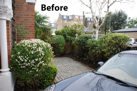 front garden design uk from the drawing board my wandsworth project is finished lisa cox garden designs blog