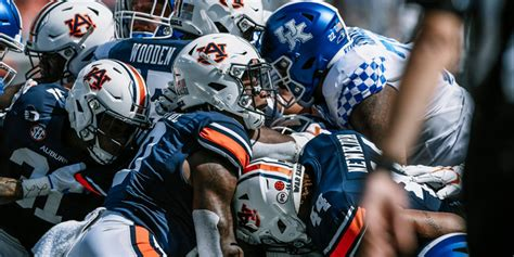 Three numbers, two notes, one quote: Wrapping up Auburn vs ...