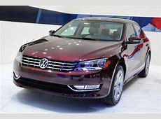 Carscoop 2012 Volkswagen Passat Live Photos from NAIAS