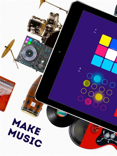 The app is fun to play around with, or you can use it to make some. MixMate - Make Music & Songs App for iPhone - Free ...