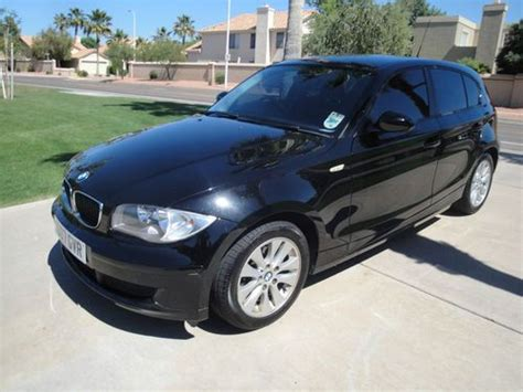 Sell Used 2007 Bmw 1 Series 4door Hatchback Rare Right