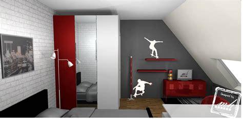 modele de chambre de garcon modele de chambre ado garcon simple dco chambre