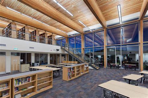 belmont secondary school thinkspace architecture