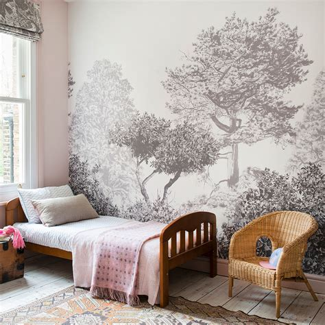 feature wall ideas make a style statement with wallpaper