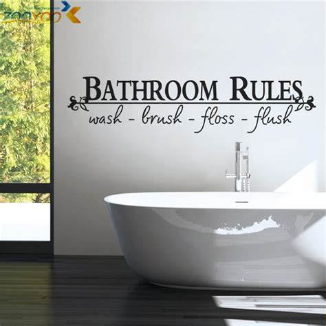 Bathroom Wall Quotes Reviews  Online Shopping Reviews On