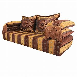 Weko Möbel Sofas : marokkanisches sofa samira ohne gestell bei ihrem ~ Michelbontemps.com Haus und Dekorationen