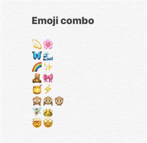 Check spelling or type a new query. Emoji combo☁️ in 2020 | Emoji, Cute emoji combinations ...