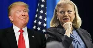 IBM Boss Promises 25,000 New American Jobs Under Trump ...