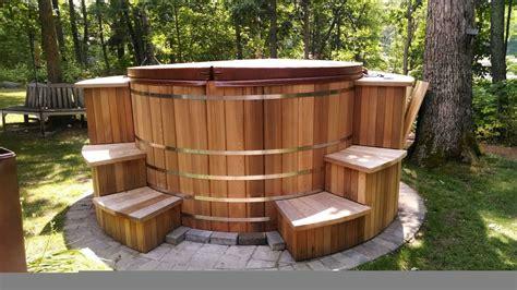 redwood soaking tub tub image gallery custom leisure products
