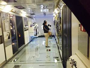 Inside the ISS! - Picture of NASA Ames Visitor Center ...