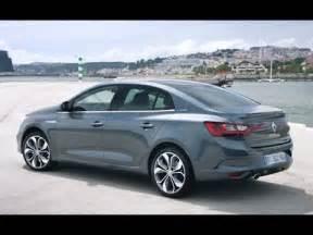 Megane 4 Coupé : 2017 renault megane sedan exterior interior youtube ~ Medecine-chirurgie-esthetiques.com Avis de Voitures