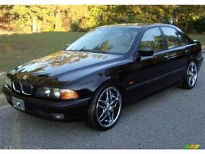 1998 Black Ii Bmw 5 Series 540i Sedan  23922176