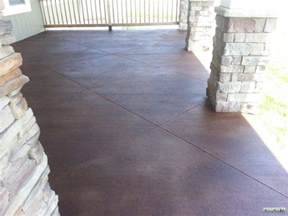 acid stained concrete floors the is in the quality