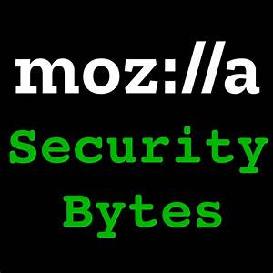 Mozilla Security Blog