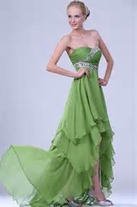 robe originale pour mariage robes de mariage robes de soirée et décoration robe de soirée verte longue