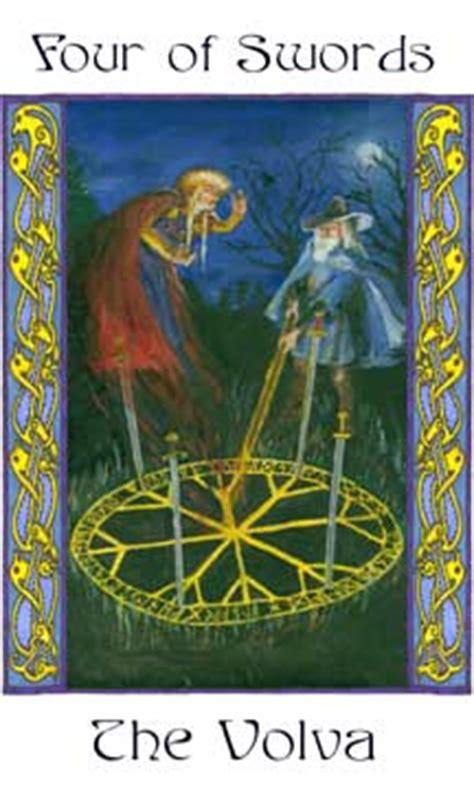 northern tradition paganism  giants tarot swords