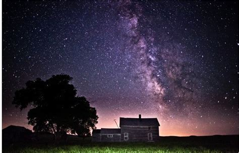 The Milky Way Galaxy Night Truth Control