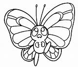 Pickles Coloring Cartoon Angelica Library Clipart Butterfly sketch template