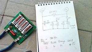 Diy Voltage Stabilizer Circuit