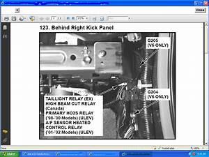 2002 Accord Ex 4 Cylinder Wiring Diagram