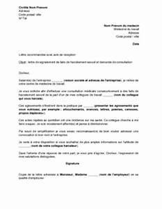Lettre De Contestation Taux Ipp Accident Travail : modele de lettre a un medecin ~ Maxctalentgroup.com Avis de Voitures
