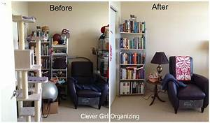 Before, And, After, Home, Office, And, Crafting, Room