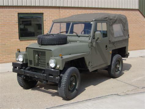 land rover series iii 88 quot lightweight 11518 ex army uk 187 ex vehicles ex mod sales