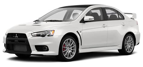 Mitsubishi 4 Door Cars by 2015 Mitsubishi Lancer Reviews Images And