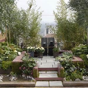 19 idees de pros pour amenager votre jardin marie claire With modele de rocaille de jardin 14 amenager un jardin caillouteux amenagement de jardin