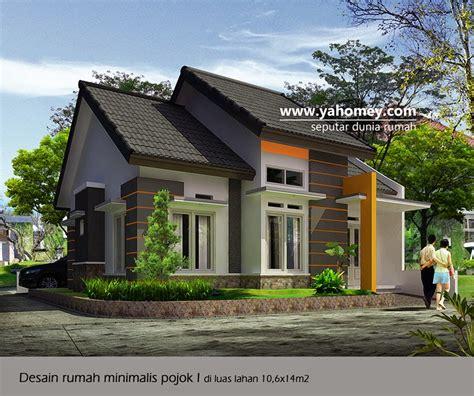 desain rumah minimalis  lantai hook foto desain rumah