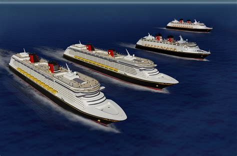 Report Disney Cruise Line Ships Wonder And Magic Getting Major Makeovers - Doctor Disney