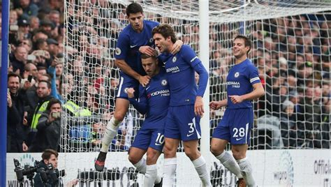 Chelsea 3-1 Newcastle: Hazard Stars as Newcastle Are Well ...
