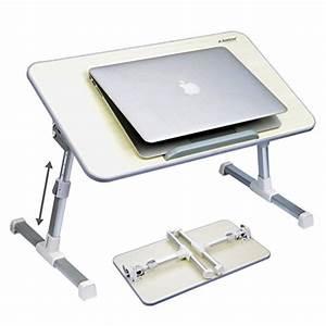 Plateau Pour Bureau : avantree mini table de lit plateau de qualit pour pc ajustable table ordinateur portable ~ Teatrodelosmanantiales.com Idées de Décoration