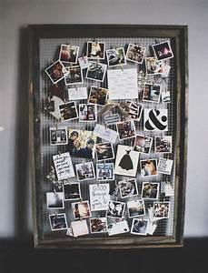 Cadre Pour Chambre : r cup rer un vieux cadre pour exposer vos plus belles photos 12 id es voir id e de ~ Preciouscoupons.com Idées de Décoration