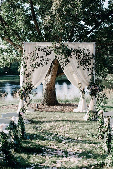 25 idejas kāzām brīvā dabā. Viegli un skaisti! - Izklaides ...