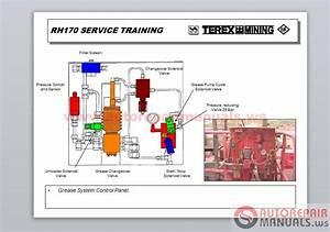 Auto Repair Manuals  Terex All Set Service Manual