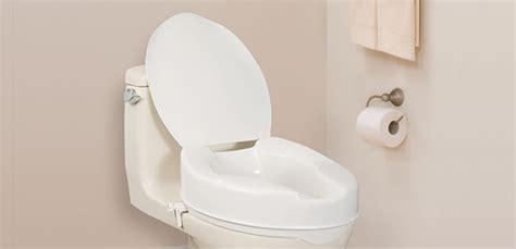 siège toilette surélevé siège de toilette allongé et surélevé avec couvercle par