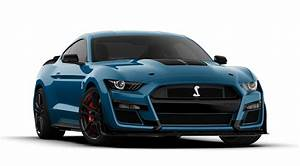 The 2020 Mustang Shelby GT500 Configurator is Here - The News Wheel