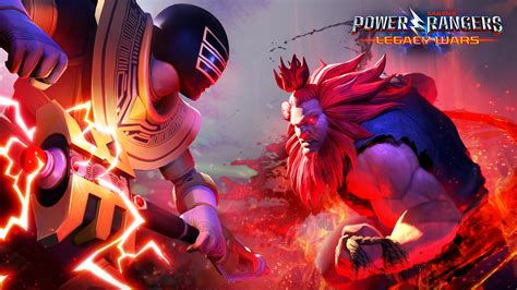Street Fighter V Characters Join Power Rangers Legacy