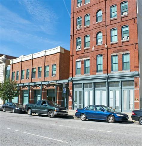 Baltimore Appartments by Apartments In Downtown Baltimore Md Paca House