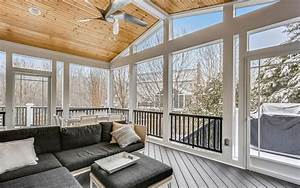 Great, Screened, Porch, Ideas, For, Your, Home