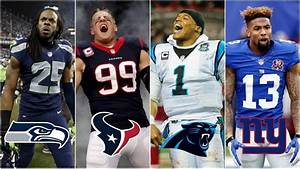 The Best Player From All 32 NFL Teams   FunnyDog.TV