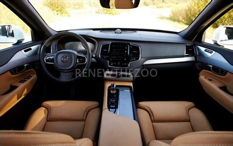 Volvo Xc90 2020 Interior by 2020 Volvo Xc90 T8 Release Date Specs Changes 2019