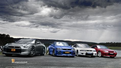 Nissan Backgrounds by Nissan Gtr Wallpapers 73 Images