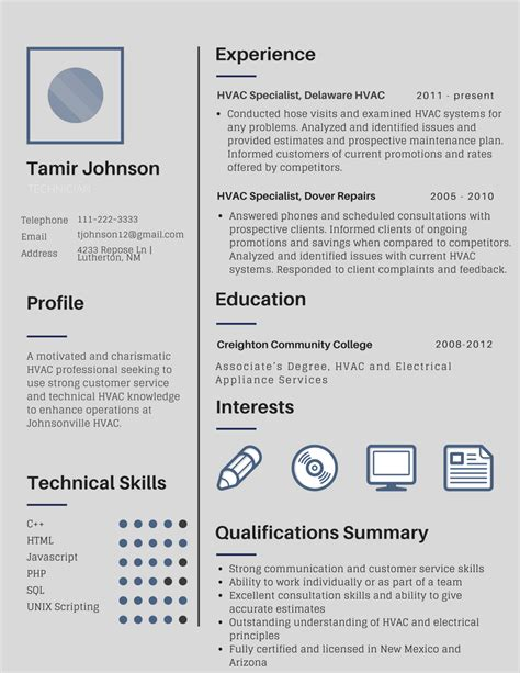 effective technical resume exles resume exles 2017