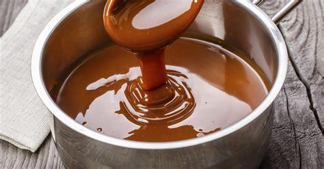 recette du caramel au beurre sale les recettes les mieux