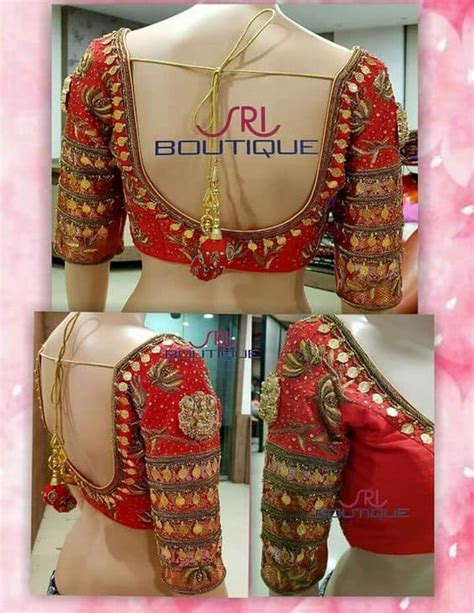 types  blouse designs   woman simple